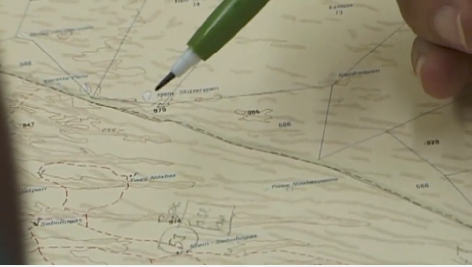 This short clip is an extract from Tracks Across Sand: the Khomani San of the southern Kalahari : the story of a land claim, and provides a brief introduction to the cartographic processes used in the #Khomani San Land Claim research process.