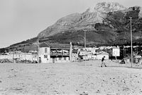 District Six, Cape Town, 1974-1975