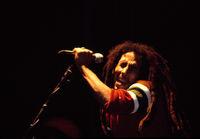 Bob Marley, Zimbabwe, 1980
