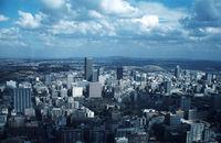 Johannesburg, South Africa, 1973