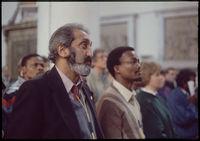 ANC church service, Cape Town