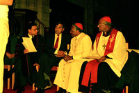 Desmond Tutu and Allan Boesak, Cape Town