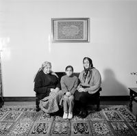 Zubeida Vallie's family, 1996