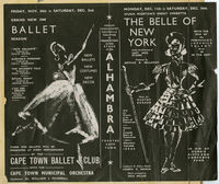 Performance poster, 1944