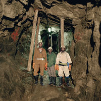 Eastern Platinum Mine, Lonmin, Marikana, South Africa