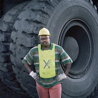 Thabang Mokoena, New Vaal Colliery, Three Rivers, South Africa
