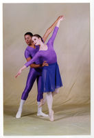 Students of the UCT School of Dance (?)