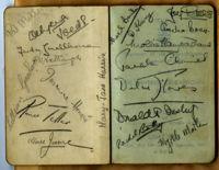 Ballet School diary, 1944