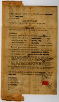 Employment contract, 1944