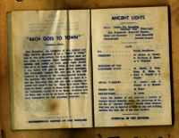 Ancient Lights programme, 1944