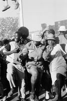 Youth Day, Johannesburg, 1990