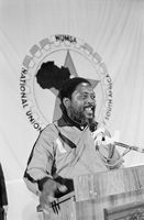 NUMSA National Congress, Johannesburg, 1991