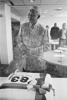 Mandela's 83rd birthday, Johannesburg, 2001