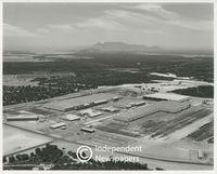 Aerial view of Atlantis Diesel Engines, Cape Town