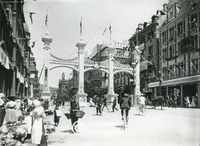 Natal Arch, 1910, Cape Town
