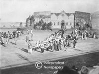 Pageant of South Africa, 1910, Cape Town