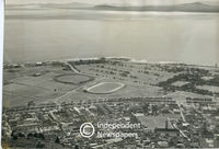 Panoramic view of Green Point Common, Cape Town
