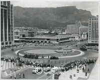 Opening of Parliament, Cape Town City