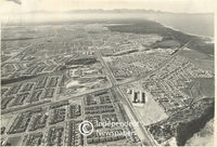 Aerial view of Mitchell's Plain, Cape Town