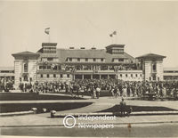 Opening of the Muizenberg Pavilion, Cape Town