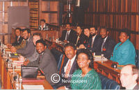 Members of the Western Cape's Regional Government, Cape Town