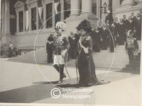 The Duke and Duchess of Connaught, Cape Town
