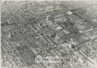 Aerial view of Parow, Cape Town