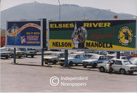 Elsies River welcomes Nelson Mandela, Cape Town