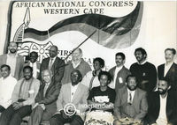 Members of the African National Congress of the Western Cape , Cape Town