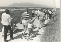 Family fitness programme, Robben Island, Cape Town