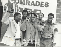 Released prisoners, Cape Town