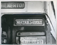 Segregation on buses, Cape Town