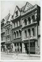 Early Cape Argus offices, Cape Town