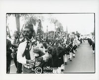 Marching band, Cape Town