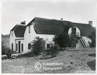 Cape Dutch farmhouse, Bellville, Cape Town