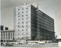Construction of Sanlamhof office block, Bellville, Cape Town