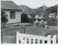 Suburban family, Meadowridge, Cape Town
