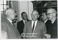 Nationalist Party Ministers in the Verwoerd government, Cape Town