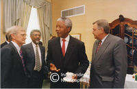 Cabinet members, Mandela's Government of National Unity, Cape Town