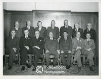 Full Cabinet from March 1951, Cape Town