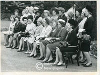 Cabinet members' wives, Cape Town, 1966