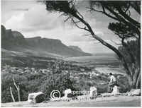 Camps Bay in 1948, Cape Town