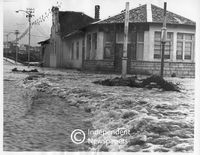 Flooding, Camps Bay Pavilion, Cape Town