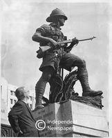 50th anniversary of World War I, Cape Town, 1964