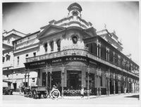 The old Opera House, Cape Town