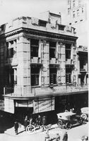 Offices of Herbert Penny & Co, St George's Street, Cape Town, circa 1925