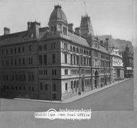 Old Post Office, Adderley Street, Cape Town, 1950