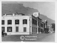 Old Supreme Court, Cape Town 1938