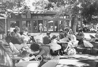 Opening of the tearoom at the Company's Gardens, Cape Town, 1969
