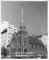 Metropolitan Methodist Church in Greenmarket Square, Cape Town, 1961
